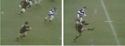 Williams kick