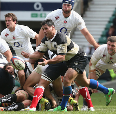 Brits, Rokocoko, Smith and Weir added to Barbarians Roll of