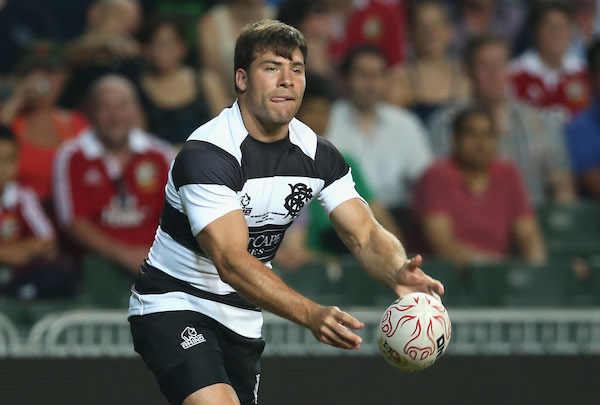 Schalk Brits in action against the Lions in 2013