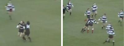 Bryan Williams tackle